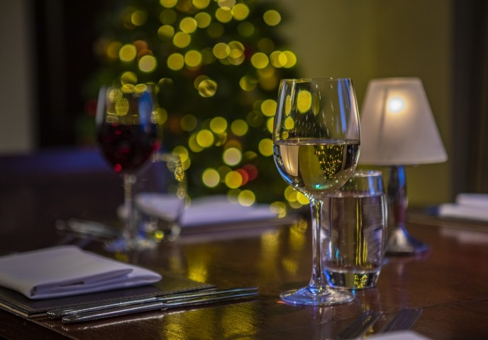 Christmas in the Brasserie