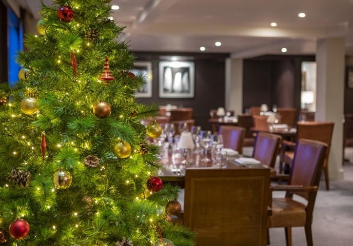 Christmas Lunches at Barnham Broom