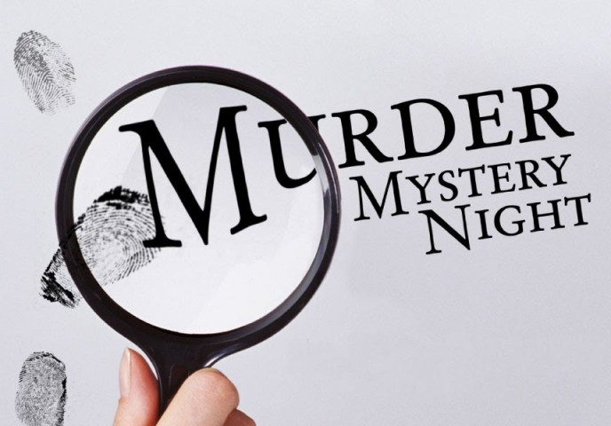 Image result for MURDEr mystery night