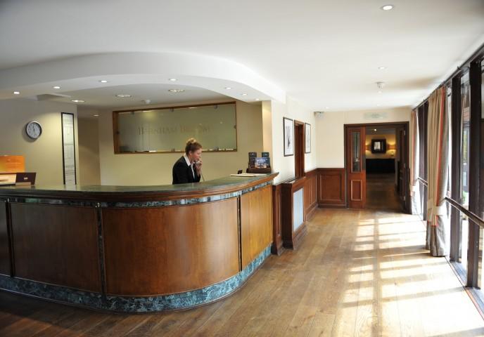 Receptionsmall