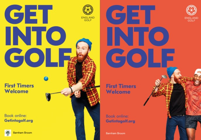 Get into Golf 2018