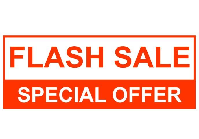 Flash Sale 18
