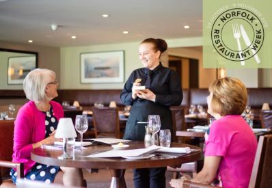 Norfolk Restaurant Week at Barnham Broom