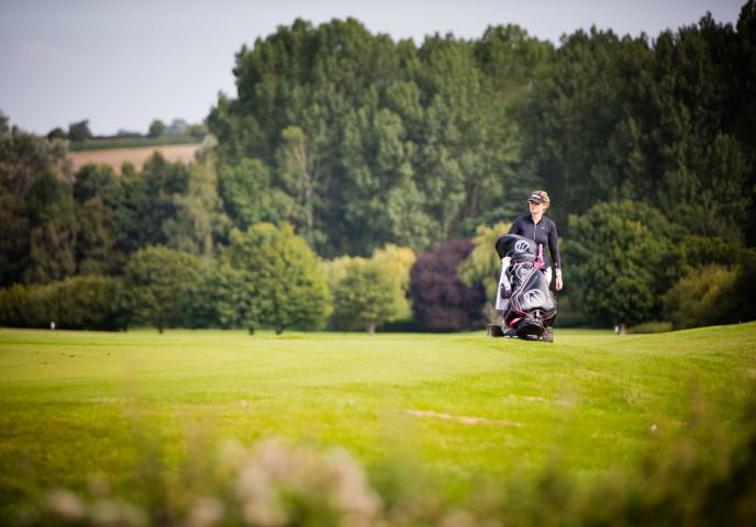Golf course 11