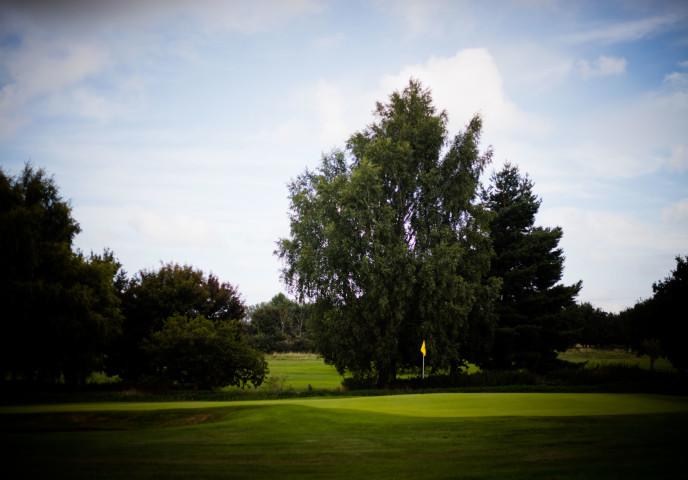 Golf course 21