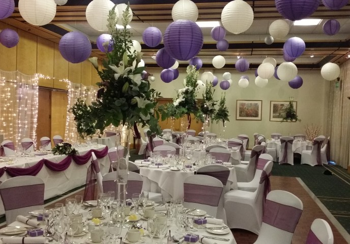 Wedding Venue & Reception 11