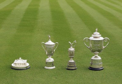 golf-major-championship-trophies