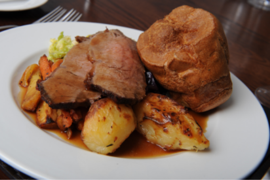 Easter Sunday Lunch at Barnham Broom