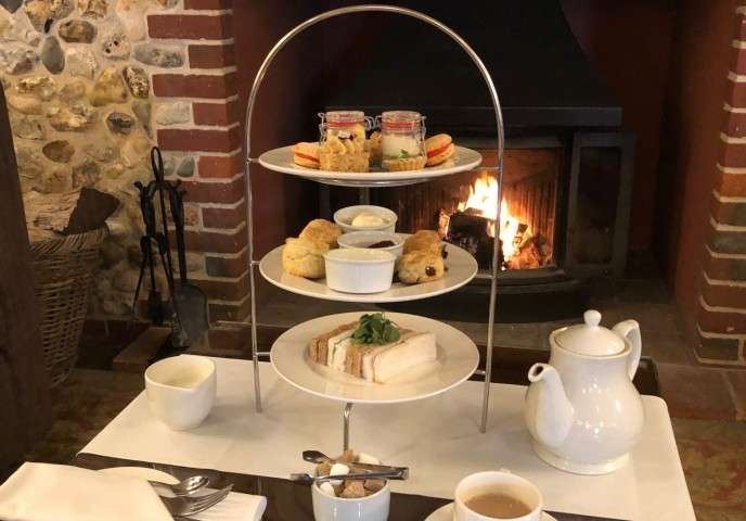 afternoon tea experience 5