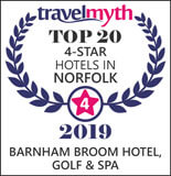 Norfolk honeymoon hotels