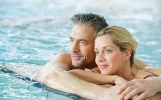 couple relaxing at luxury norfolk hotel barnham broom
