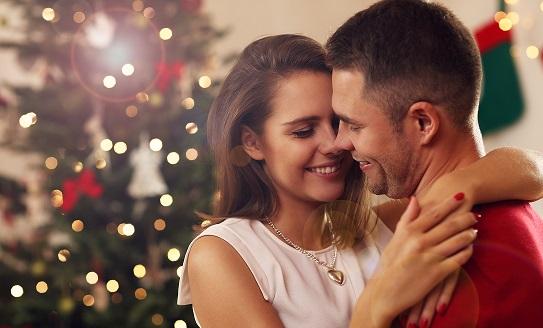 couple enjoying christmas luxury norfolk hotel